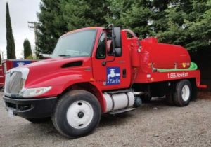 Picture of Earl's Septic Pumping TRuck