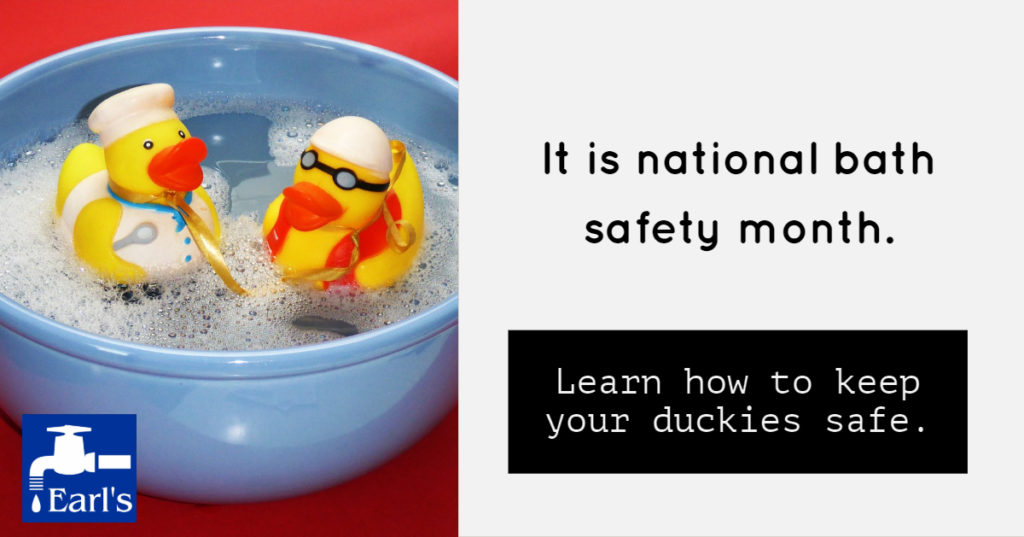 NAtional Bath Safety Month